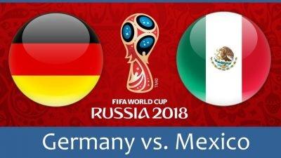 Германия - Мексико