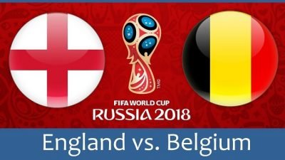 Англия - Белгия