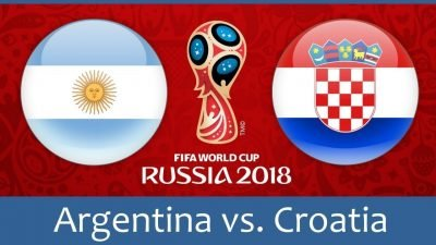 Аржентина - Хърватия