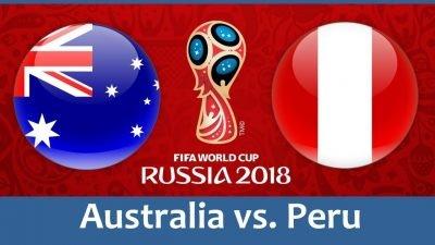 Австралия - Перу