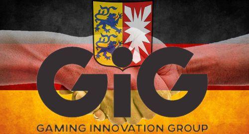 GiG придобива германски лиценз за спортни залагания