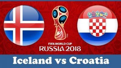Исландия - Хърватия