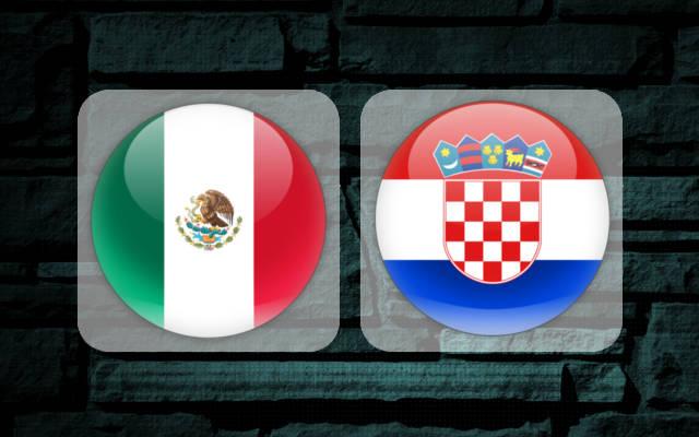 Мексико – Хърватия