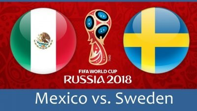 Мексико - Швеция