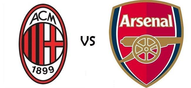 Милан – Арсенал