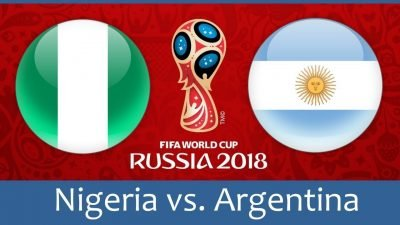 Нигерия - Аржентина