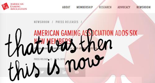 PokerStars, GVC и Paddy Power Betfair се присъединяват към американското казино лоби