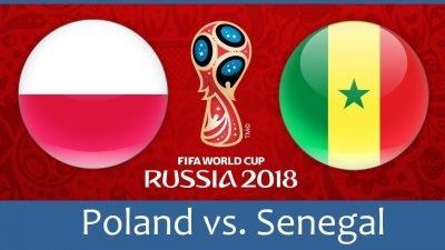 Полша - Сенегал