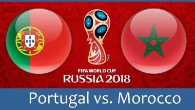 Португалия - Мароко
