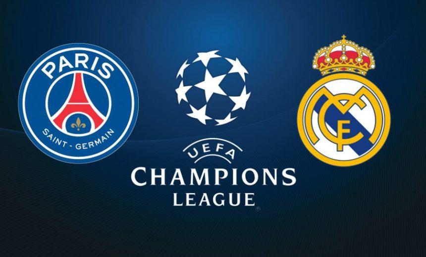 ПСЖ – Реал Мадрид