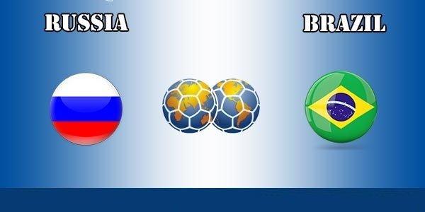 Русия – Бразилия