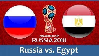Русия - Египет