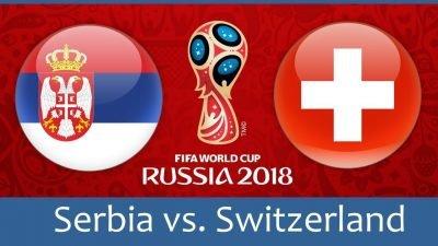 Сърбия - Швейцария