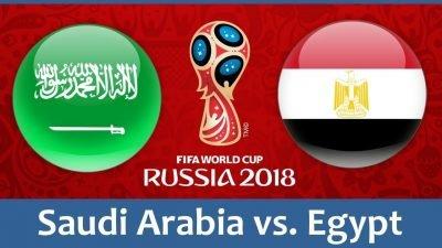 Саудитска Арабия - Египет