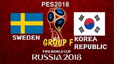 Швеция - Южна Корея