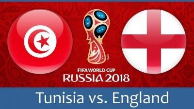Тунис - Англия