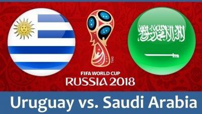 Уругвай - Саудитска Арабия