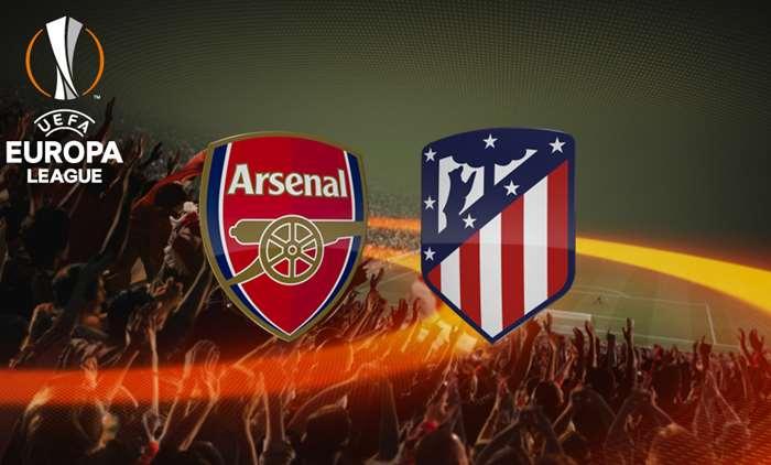 Арсенал - Атлетико Мадрид