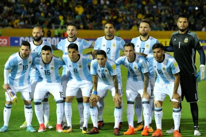 Аржентина на Мондиал 2018