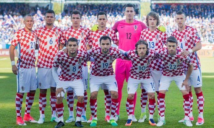 Хърватия на Мондиал 2018