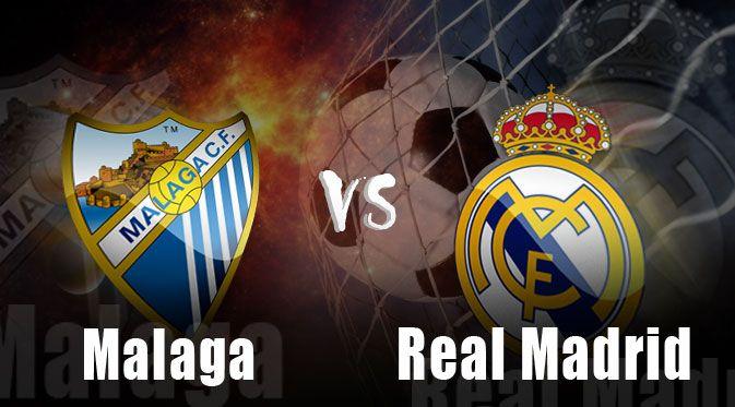 Малага – Реал Мадрид