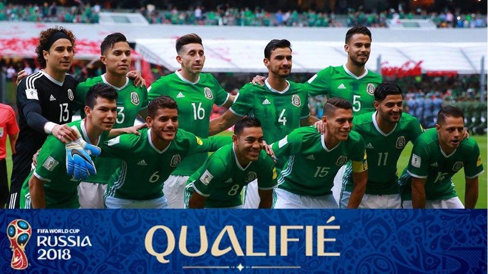Мексико на Мондиал 2018