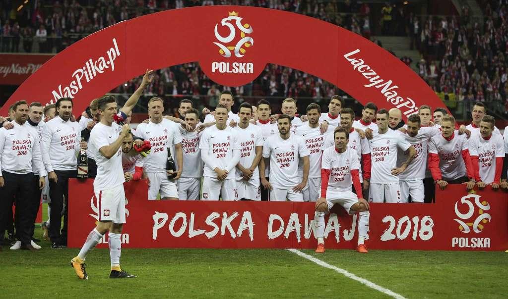 Полша на Мондиал 2018