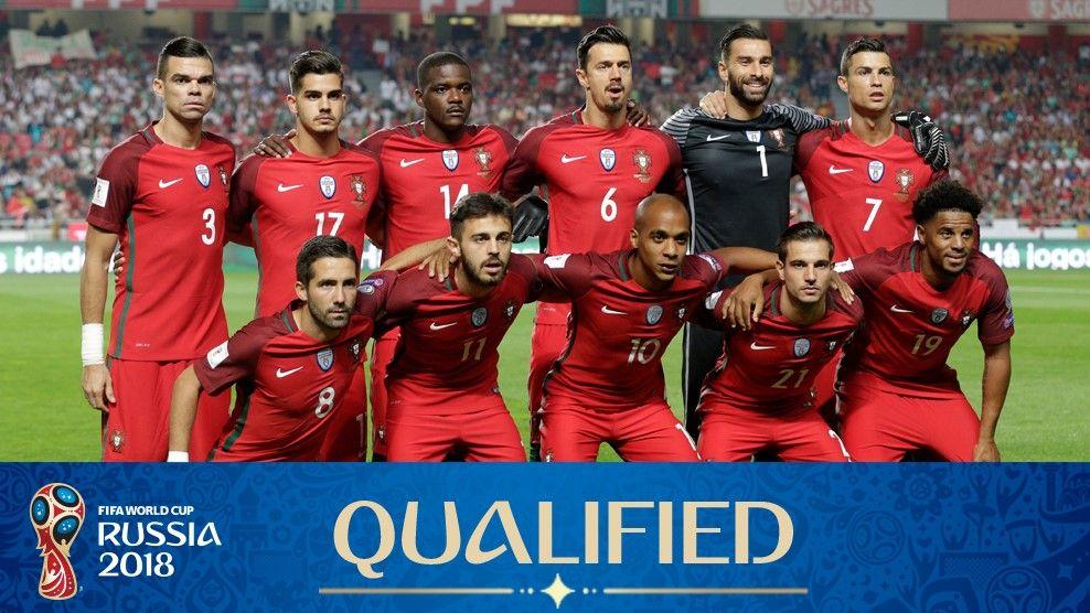 Португалия на Мондиал 2018