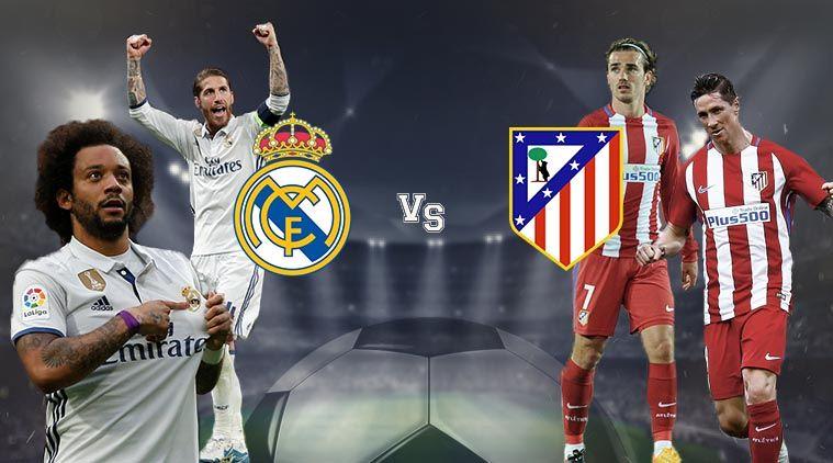 Реал Мадрид – Атлетико Мадрид