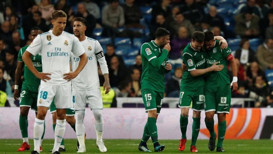 Реал Мадрид – Леганес