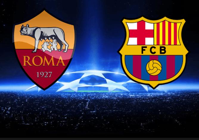 Рома – Барселона