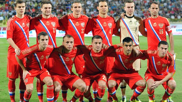 Русия на Мондиал 2018