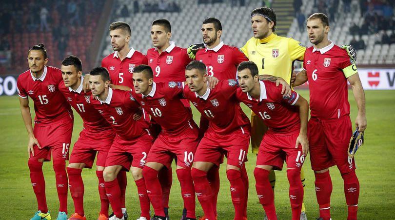 Сърбия на Мондиал 2018