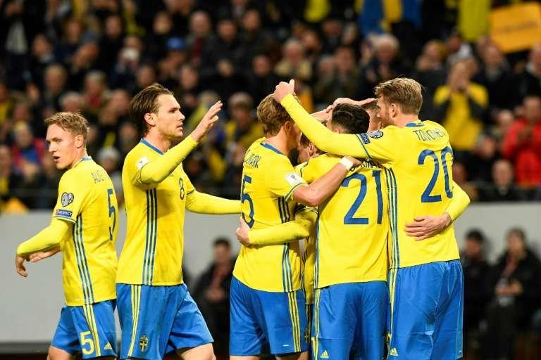 Швеция на Мондиал 2018