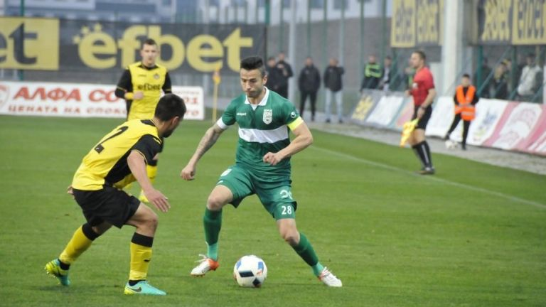 Ботев Пловдив срещу Берое
