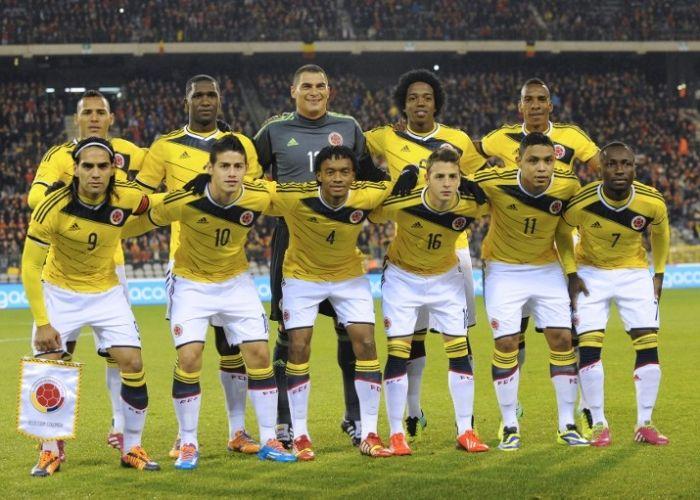 Колумбия на Мондиал 2018