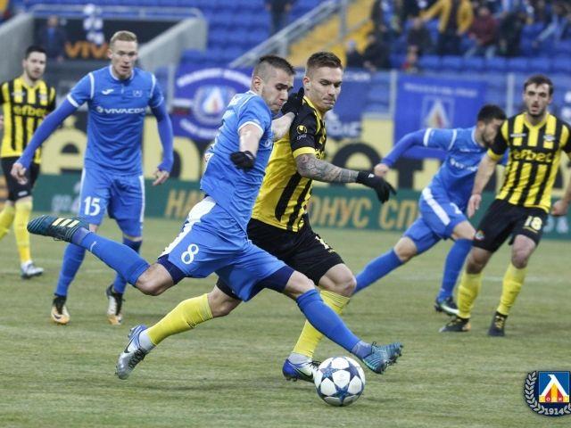 Левски срещу Ботев Пловдив