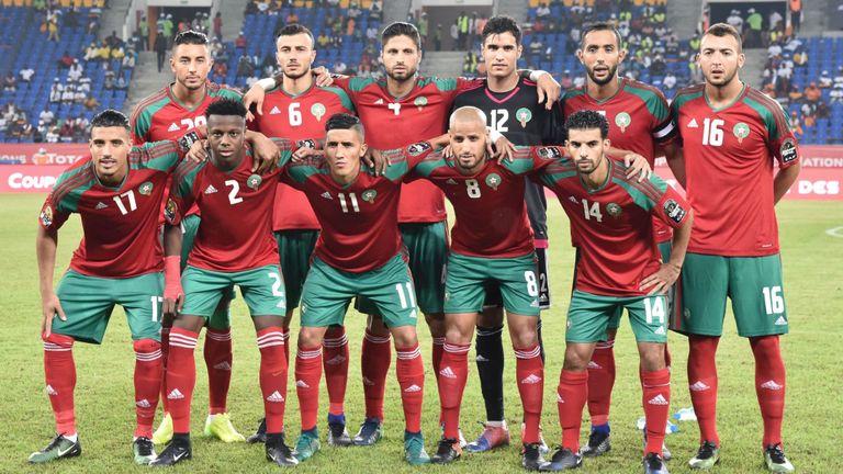 Мароко на Мондиал 2018