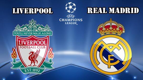 Реал Мадрид срещу Ливърпул
