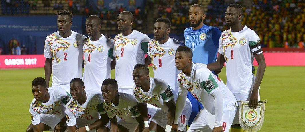 Сенегал на Мондиал 2018