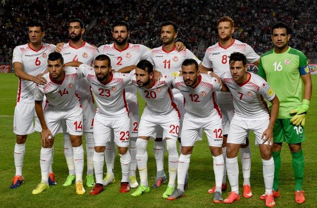 Тунис на Мондиал