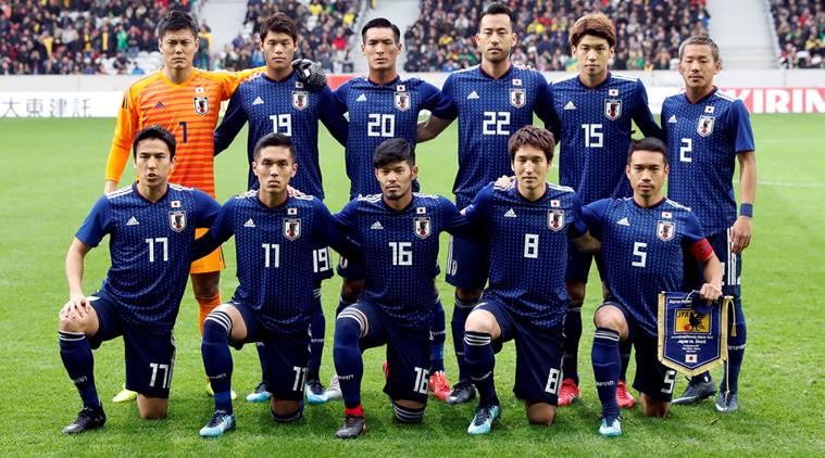 Япония на Мондиал 2018