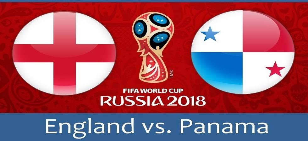 Англия срещу Панама