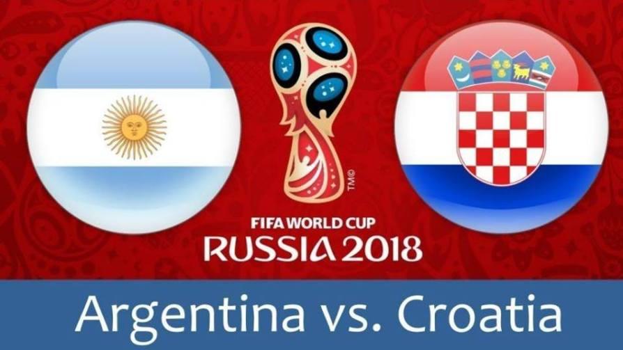 Аржентина срещу Хърватия
