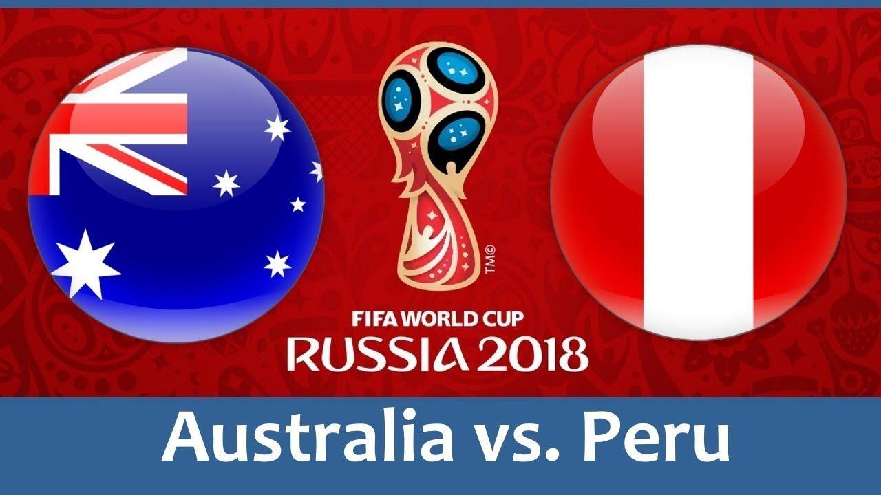 Австралия срещу Перу