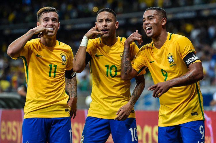 Австрия срещу Бразилия