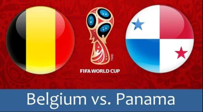 Белгия срещу Панама