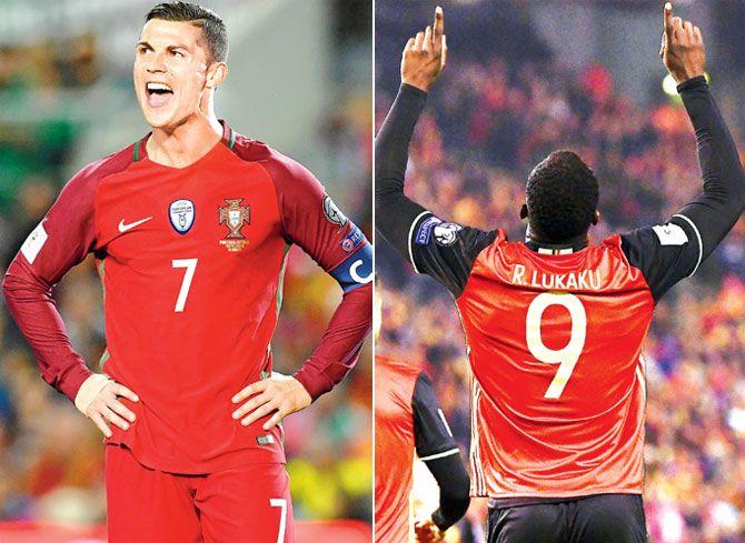 Белгия срещу Португалия