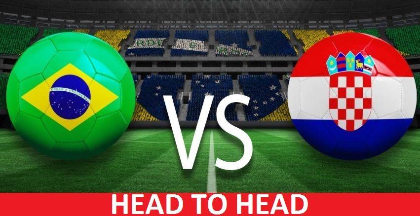 Бразилия срещу Хърватия