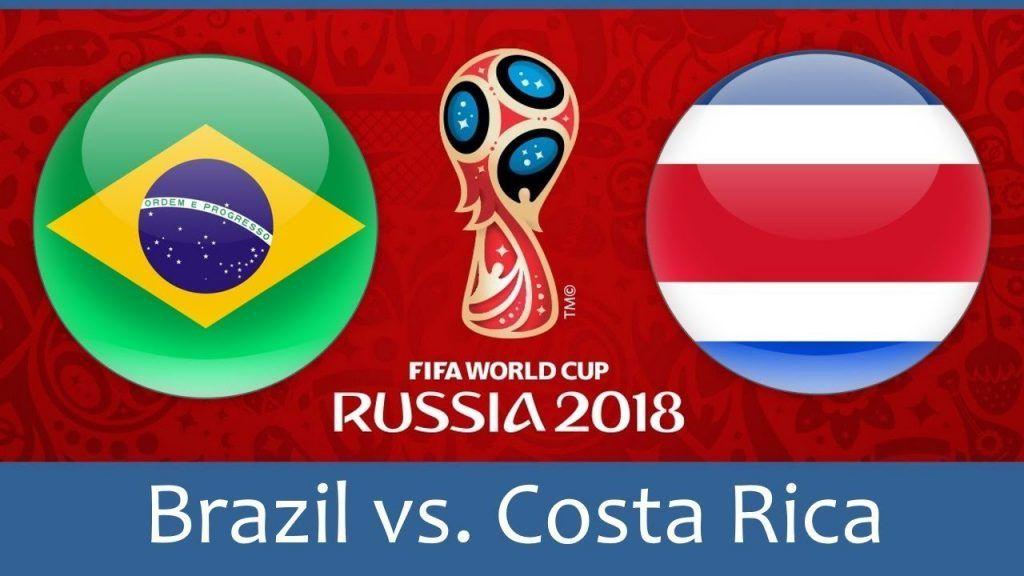 Бразилия срещу Коста Рика